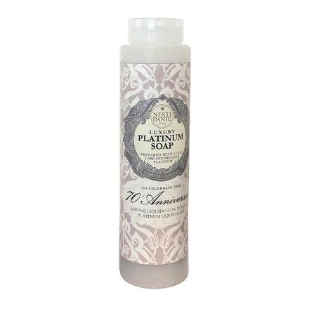 Сапун за лице и тяло Nesti Dante Platinum, 300ml