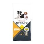 Суха храна за кучета Versele Laga Opti Life Puppy Medium, 12,5 кг