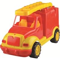 Masina pompieri 43 cm, in cutie, Ucar Toys