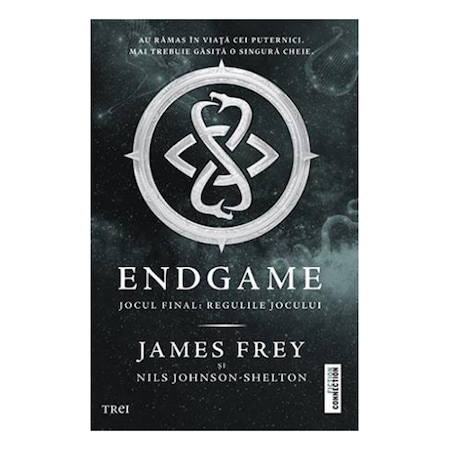 Endgame, Jocul Final: Regulile Jocului - James Frey Nils Johnson-Shelton