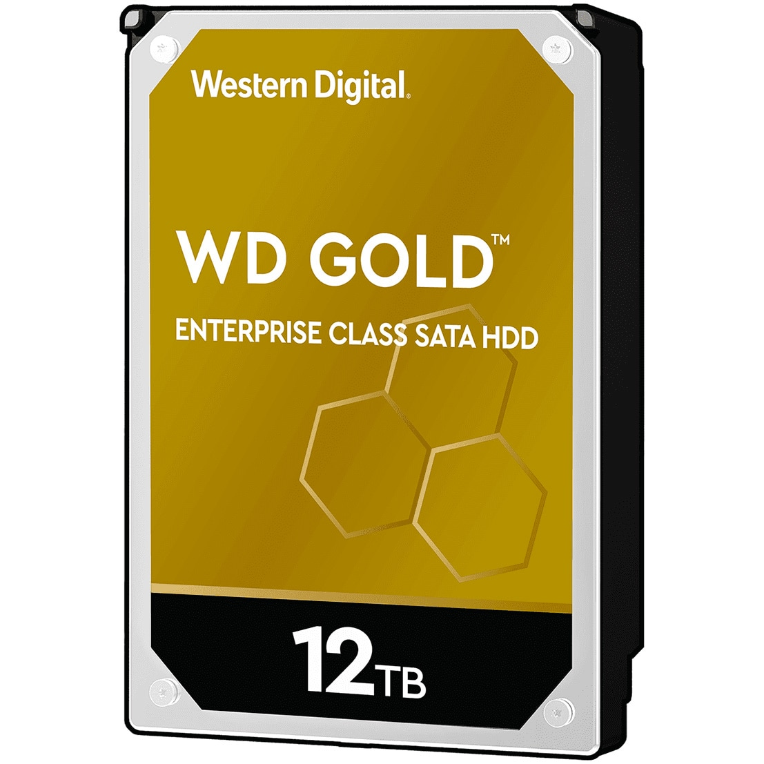 Fotografie HDD WD Gold 12TB, 7200RPM, 256MB cache, SATA III