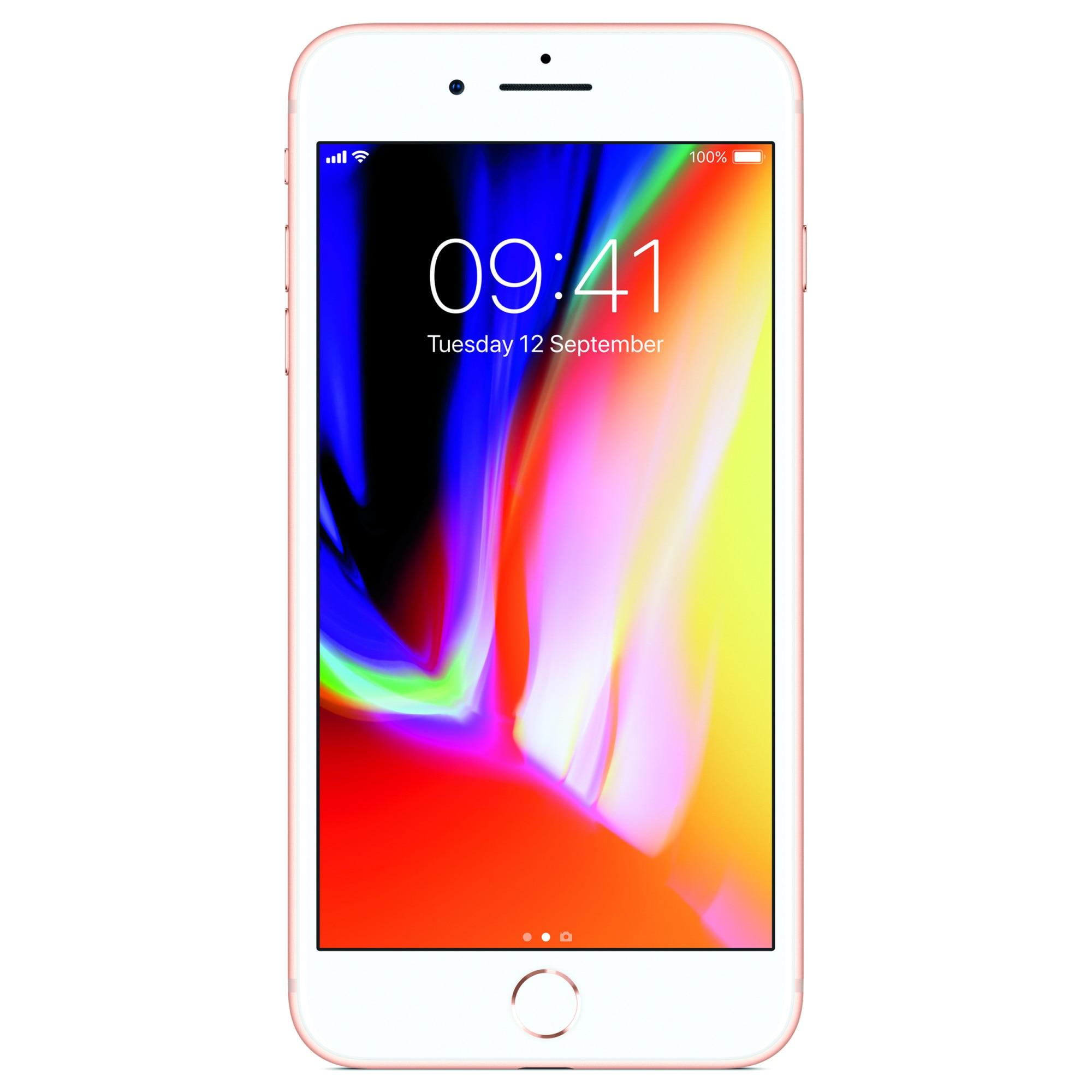 Fotografie Telefon mobil Apple iPhone 8 Plus, 64GB, 4G, Gold