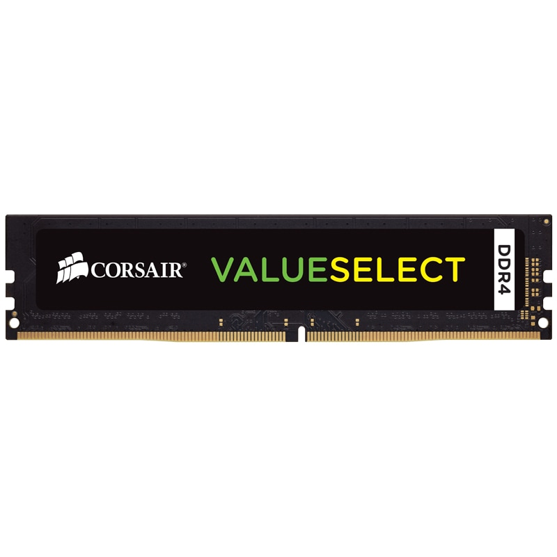 Fotografie Memorie Corsair Value Select, 16 GB, DDR4, 2400 MHz, CL16, 1.2v