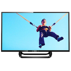 Televizor LED Smart Philips, 80 cm, 32PFS5362/12, Full HD, Clasa A++
