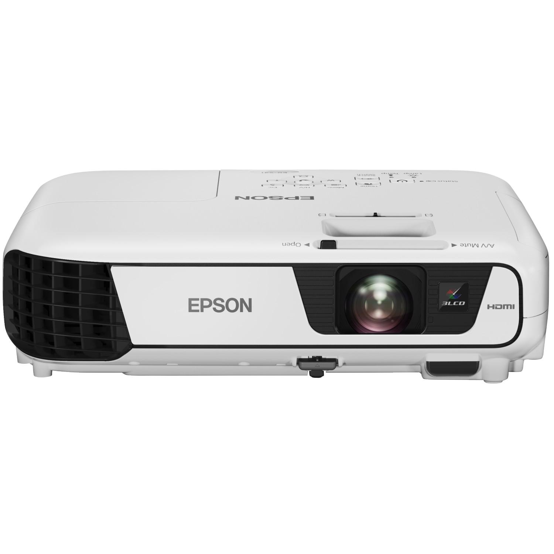Fotografie Videoproiector Epson EB-X41, XGA, 3600 lumeni, Alb