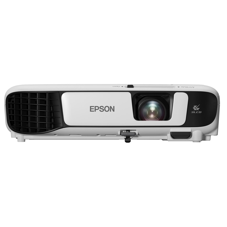 Fotografie Videoproiector Epson EB-W41, WXGA, 3600 lumeni, Alb