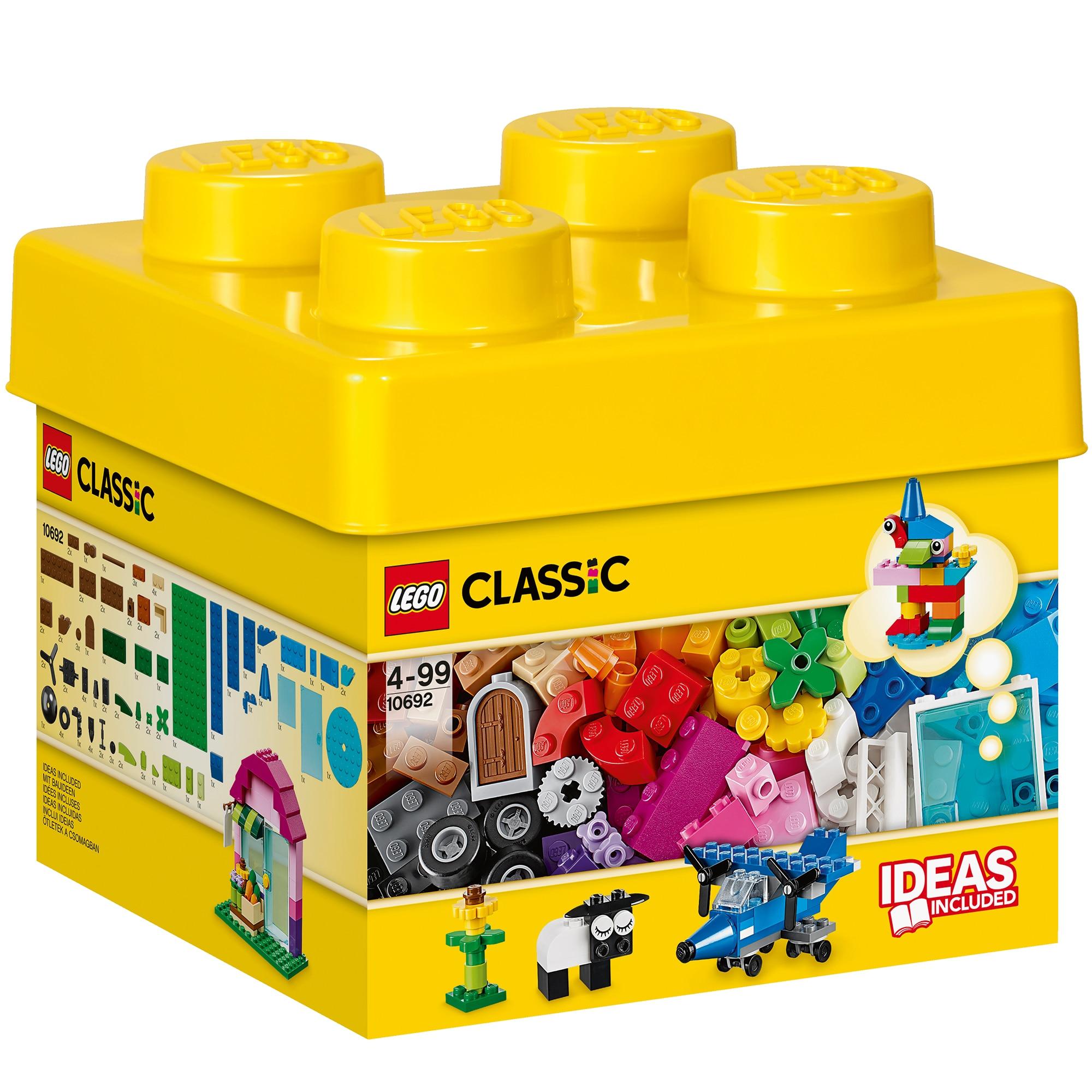 Fotografie LEGO Classic - Caramizi creative 10692