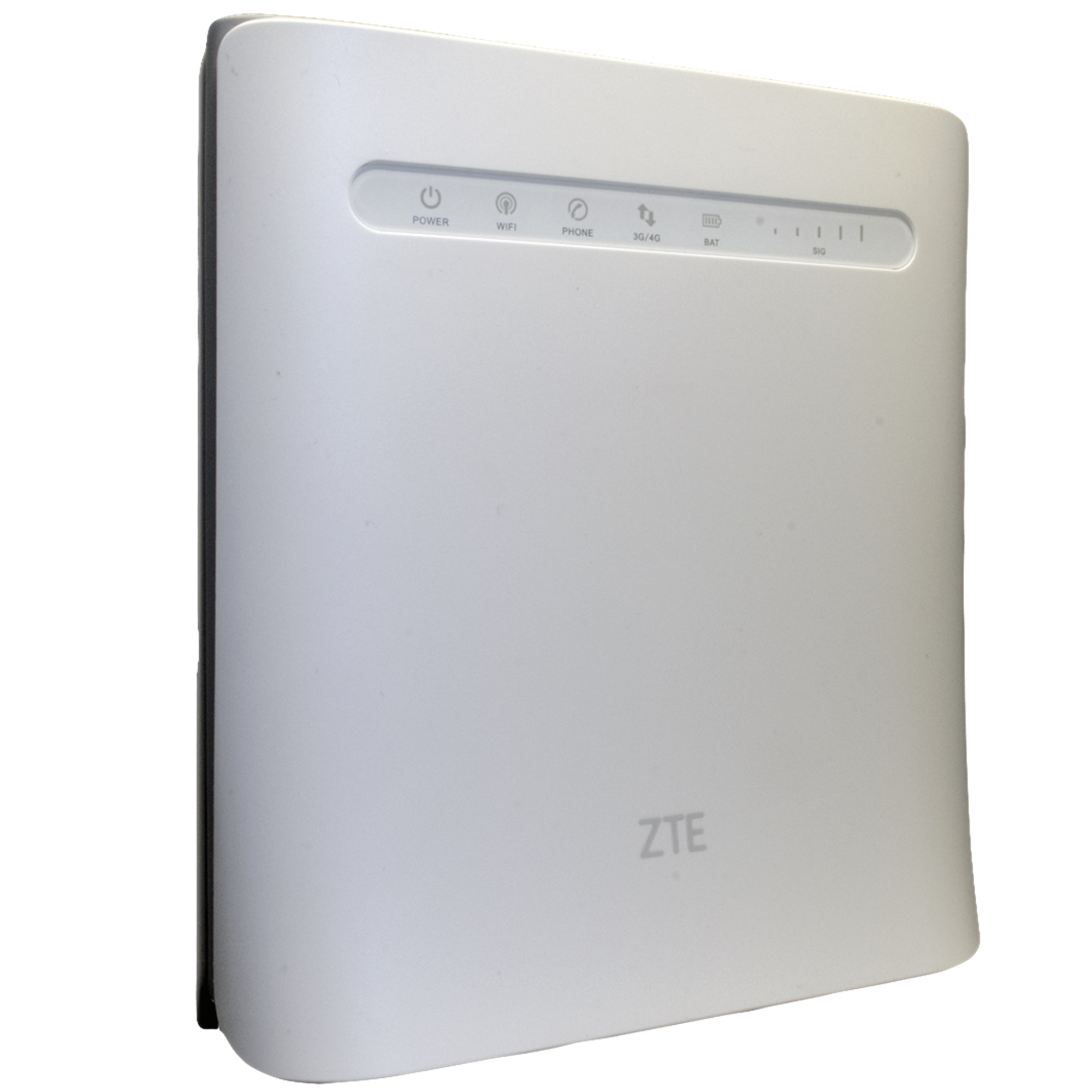 Fotografie Router Wireless ZTE MF286, Gigabit, Dual Band, 450 + 867 Mbps, 4G