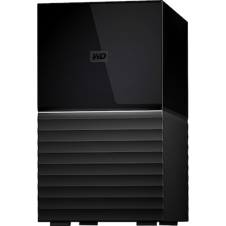 Външен хард диск WD My Book Duo, 20TB, USB 3.0