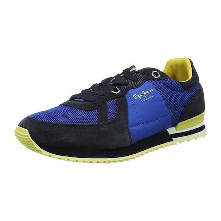 Мъжки спортни обувки Pepe Jeans Tinker Jack, Тъмносин, размер 44