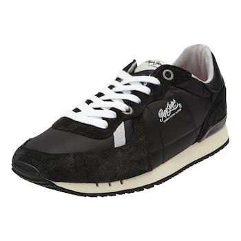 Мъжки спортни обувки Pepe Jeans Tinker, Черен, Размер 44