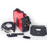 Инверторен eлектрожен Techweld 200-MI, ММА, С вграден компенсатор, 20-200А, 5.2 кг, Пълен комплект аксесоари + маска