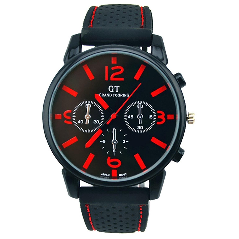 GTS Férfi karóra GTS, design Fashion & Sport, szilikon szíj
