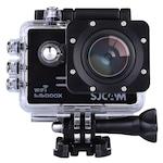 """Спортна видеокамера SJCAM SJ5000X Full HD 1080P 2"""", Черен"""