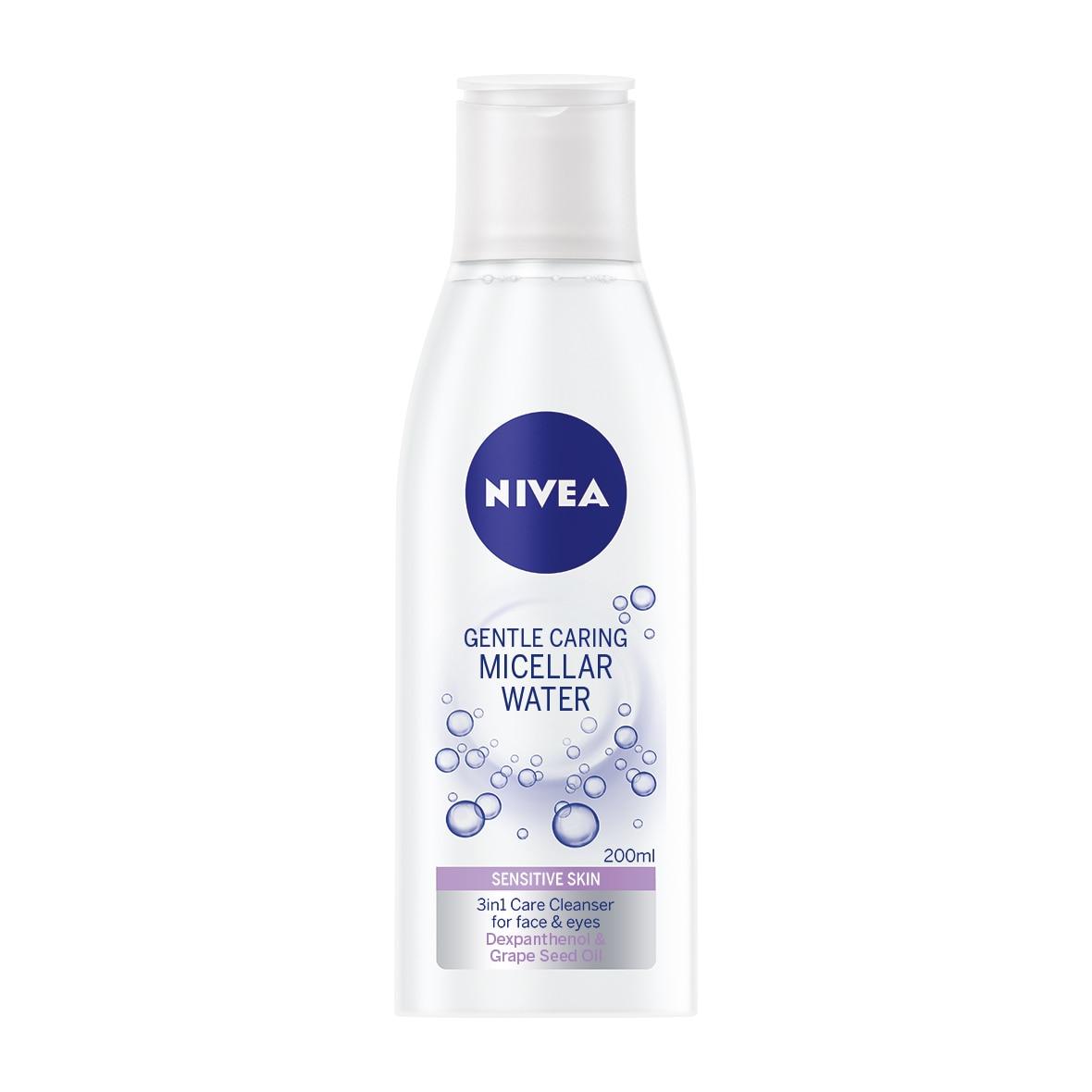 Nivea Csomag: Care nappali krém, normal bőr, 50ml + Crema..