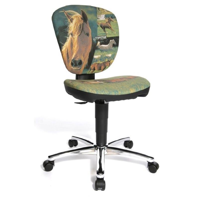 Topstar Kiddi Star gyerek íróasztali forgószék, lovas