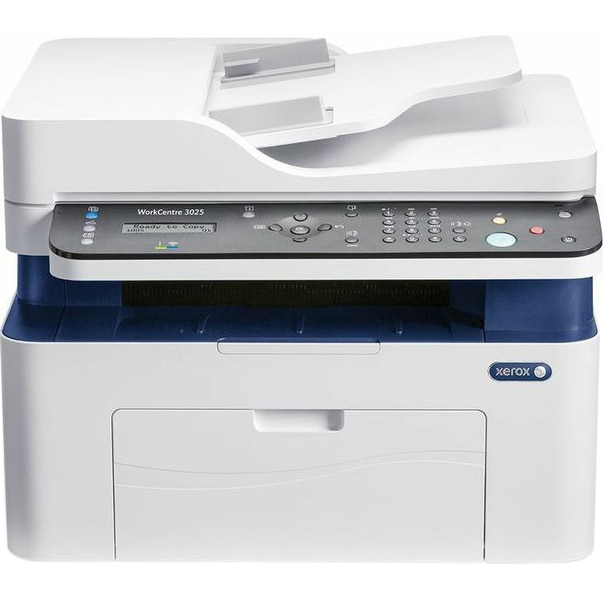 Fotografie Multifunctional laser Xerox WorkCentre 3025NI, A4