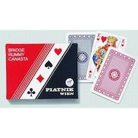 Standard Bild 2x55 lap römi kártya - Piatnik