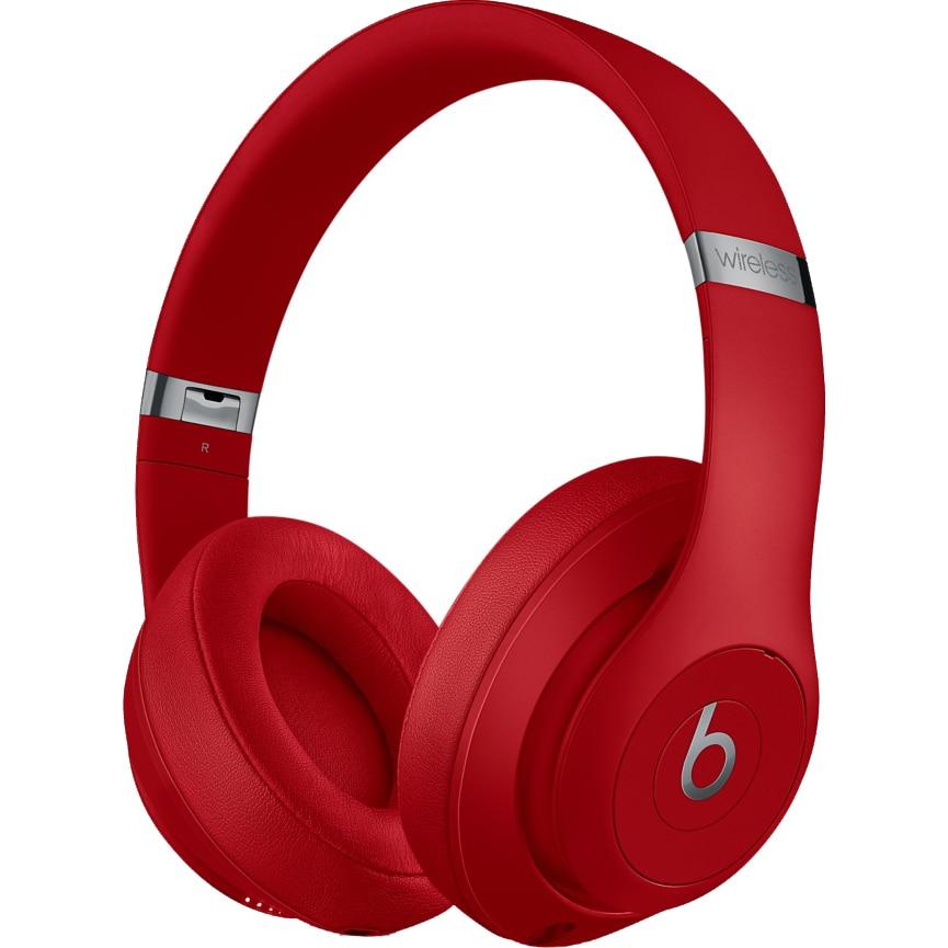 Fotografie Casti audio Beats Studio3, wireless, Red