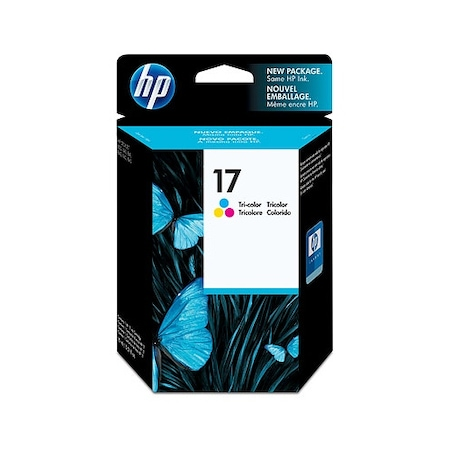 Мастило HP C6625A Color