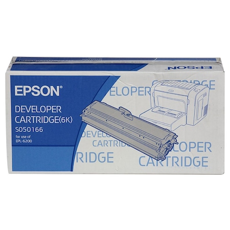 Тонер касета Epson C13S050166 Черно