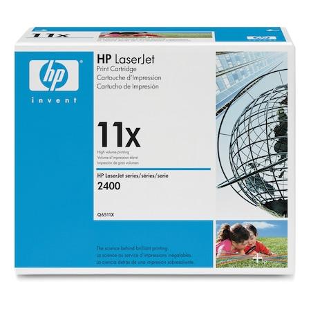 Тонер HP Q6511X Черен