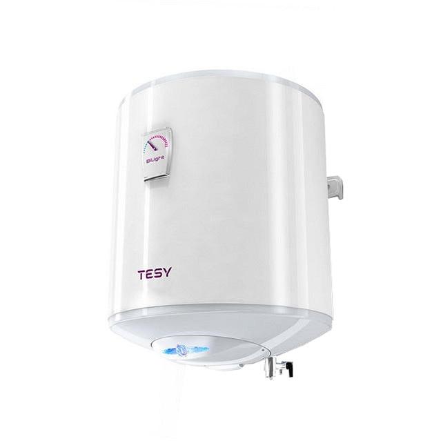 Fotografie Boiler electric Tesy BiLight GCV504420B11TSR, 2000 W, 50 L, 0.8 Mpa, 18 mm, Protectie anti-inghet