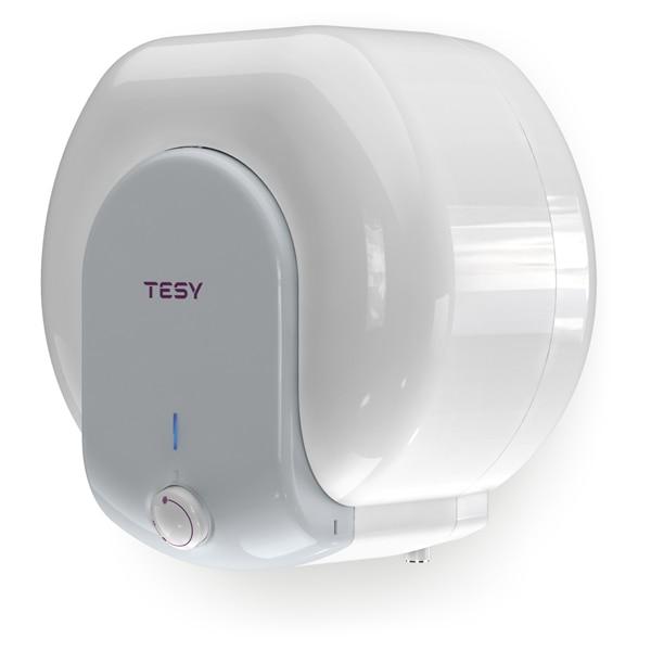 Fotografie Boiler electric Tesy Compact GCA1515L52RC, 15 L, 1500W, termostat reglabil, montaj deasupra chiuvetei