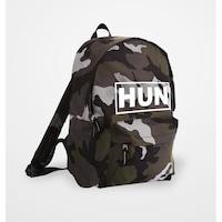 HUN feliratos, terepmintás szurkolói hátizsák