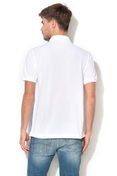 Lacoste, Normál fazonú galléros piképóló, Fehér