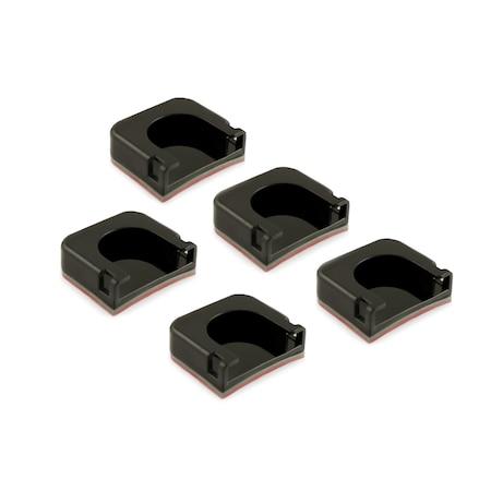 Комплект самозалепващи се приставки за екшън камери DRIFT за извита повърхност