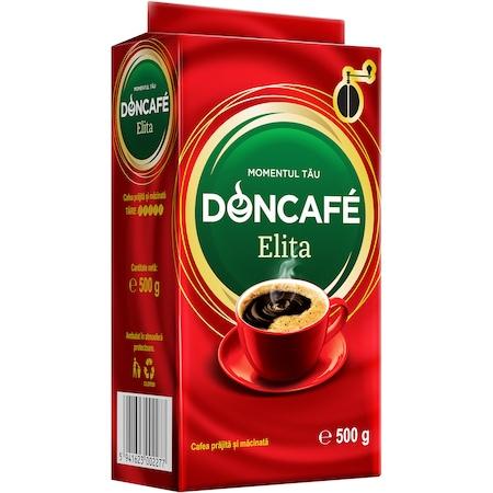 Cafea macinata Doncafe Elita, 500 gr