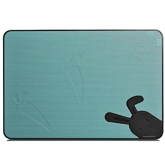 """Fotografie Cooler stand laptop DeepCool N2, 17"""", USB, Blue/Black"""
