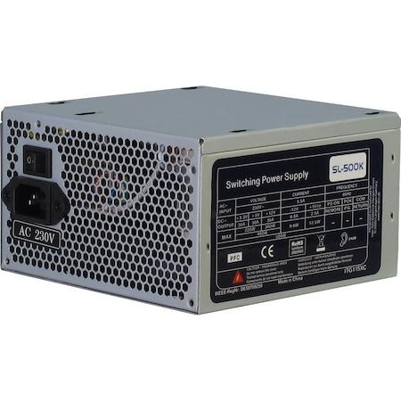 Захранващ блок Inter-Tech SL-500K, 500W