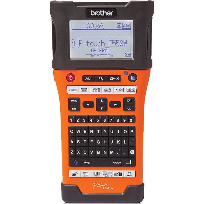 Fotografie Aparat de etichetare Brother P-Touch, PT-E550WVP