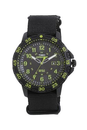 Timex, Часовник Expedition, Черен