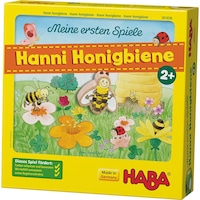 Haba Első társasom-Hanni mézméhecske