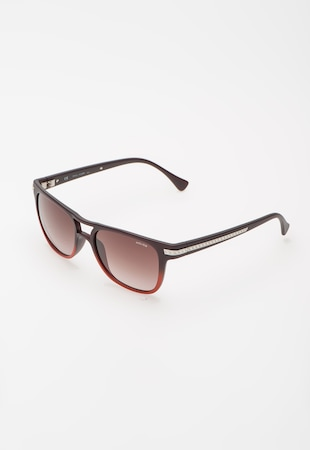 Police, Слънчеви очила Dust1 Wayfarer, Тъмнокафяв