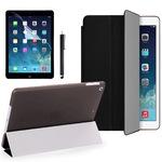 Комплект Калъф-поставка OEM за Apple iPad Air 1, Протектор, Писалка, Черен