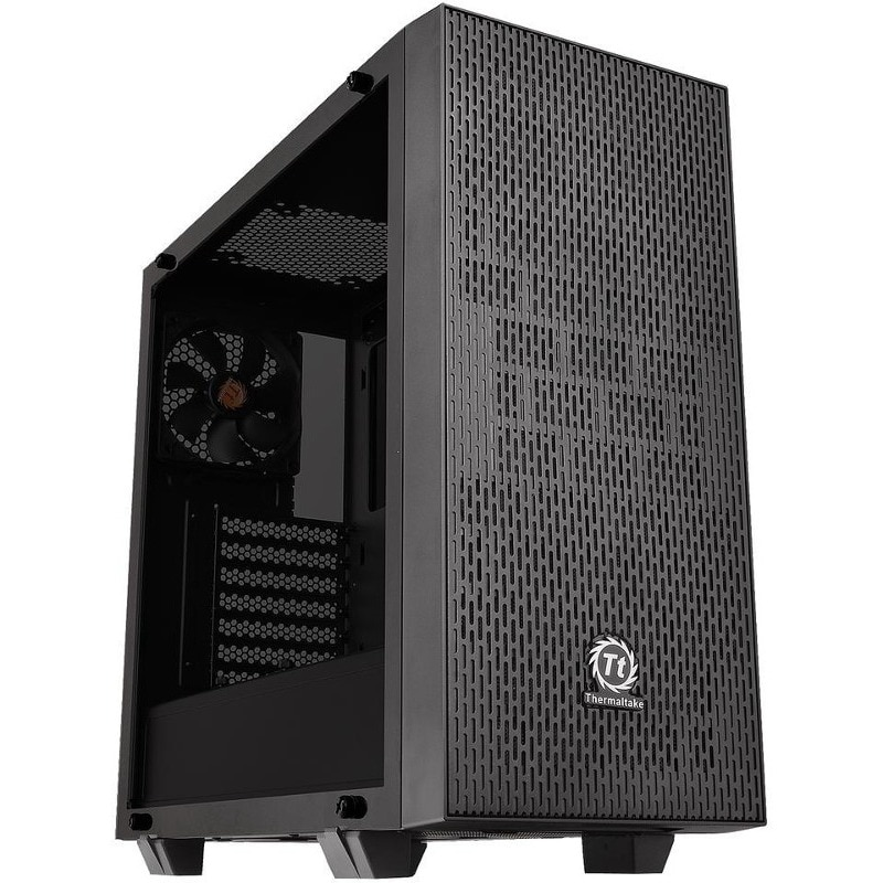 Fotografie Carcasa Thermaltake Core G21, Tempered Glass Edition