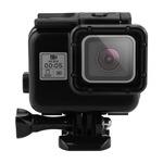 Водоустойчив корпус Black edition OEM за GoPro Hero 5/6/7/New, Черен