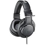 Слушалки тип Dj Audio-Technica ATH-M20x, Черни