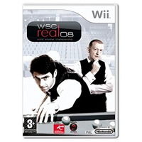 WSC Real 08 - Snooker Championship for Nintendo Wii