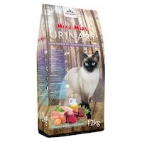 Суха храна за котки, Miau Miau, Диуретична, 12 кг