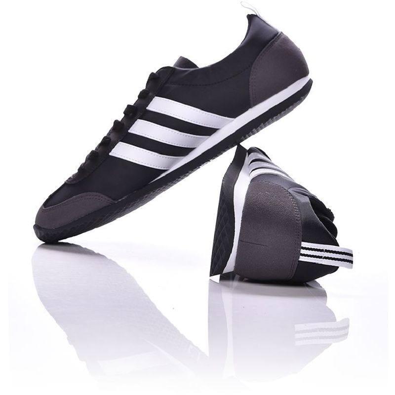 ADIDAS NEO férfi utcai cipö, fekete vs jog, BB9677