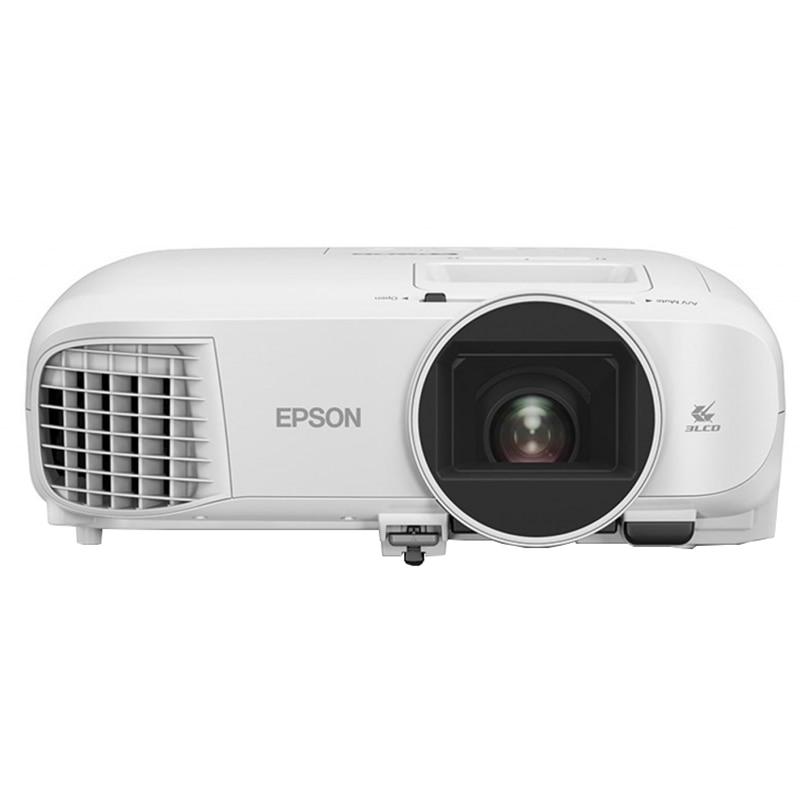 Fotografie Videoproiector Epson EH-TW5400, Full HD, 2500 lumeni, alb