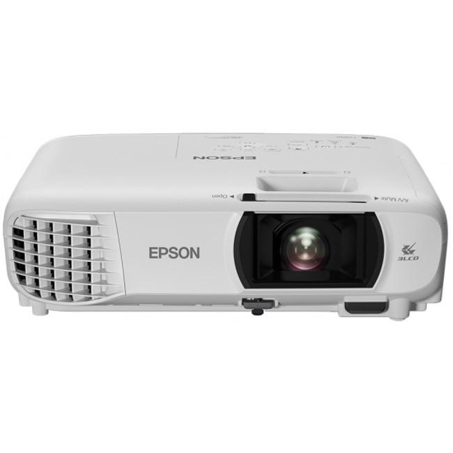 Fotografie Videoproiector Epson EH-TW650, Full HD, 3100 lumeni, WLAN, alb