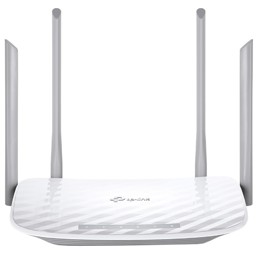 Fotografie TP-Link Archer C5 AC1200 Wi-Fi router gigabit, USB