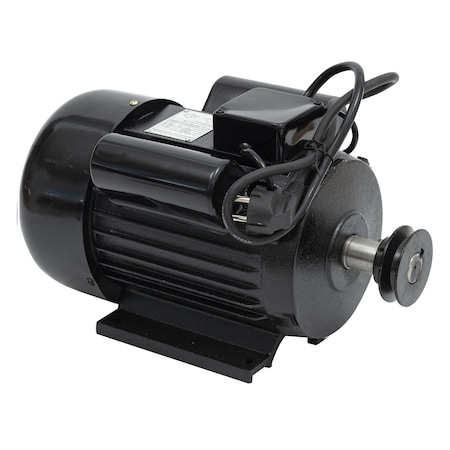 Motor electric monofazat 2.2KW 3000RPM GSA, 2 condensatori, corp fonta, prindere talpa