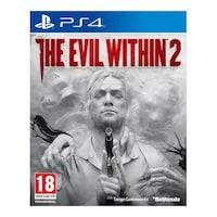 The Evil Within 2 PS4 játék